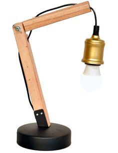 Lampe de bureau ROSSA III EN Laiton - par Arte Espina