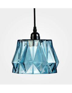 Suspension AUREA Bleu - Suspensions par Arte Espina