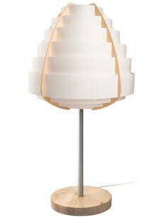 Lampe de chevet SOLEIL 110 Blanc - par Arte Espina