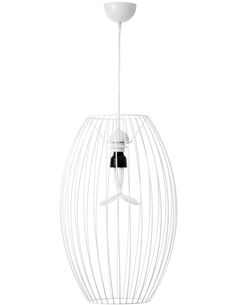Suspension REYNA 110 Blanc - par Arte Espina