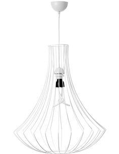 Suspension CHIARA 110 Blanc - par Arte Espina