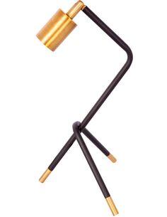 Lampe de bureau SAMURI 1010 Noir - par Arte Espina