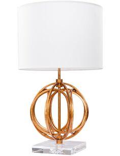 Lampe de salon LUZEM I 330 Or - par Arte Espina