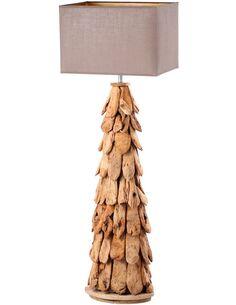 Lampe de salon ASTRA 330 Naturel - par Arte Espina