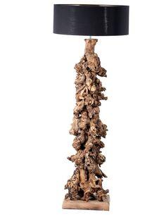 Lampe de salon GALAXIA 310 Naturel - par Arte Espina