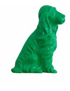 Sculpture MUNSTERLANDER 21-J Vert - par Arte Espina