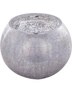 Vase Verre ALPINIA I 151 Argent - par Arte Espina