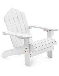 Chaise haute CHARLOTTE Blanc - par Arte Espina
