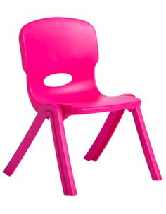 Chaise haute NINA Rose - par Arte Espina