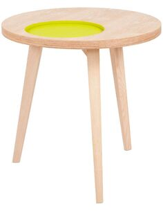 Table ADDISON II ASH vert - par Arte Espina