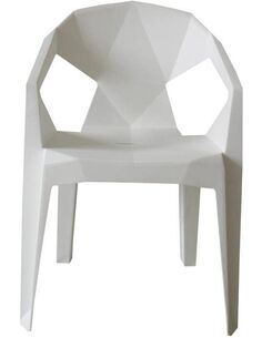 Président White Gallery Chaises de cuisine et salle à manger Arte Espina