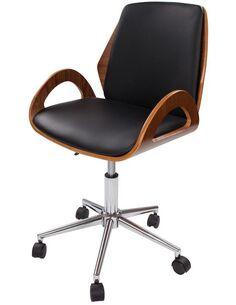 Chaise de bureau OWEN 160 Noir - par Arte Espina