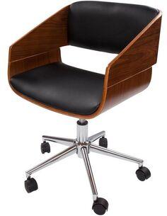 Chaise de bureau KEANU 160 Noir - par Arte Espina