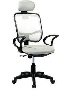 Chaise de bureau BENDIX 190 Gris Noir - par Arte Espina
