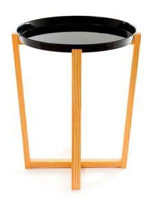 MILK & COFFEE Table Noir - par Arte Espina
