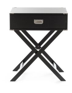 Table CINEMA Table Noir SIDE - par Arte Espina