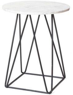 Table COUR Noir Marbre - par Arte Espina