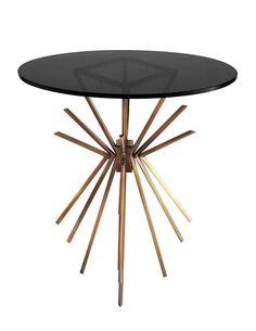 Table basse SIDE SPARKS 410 Cuivre - par Arte Espina