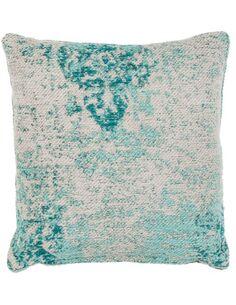 Coussin NOSTALGIE 275 Turquoise - par Arte Espina