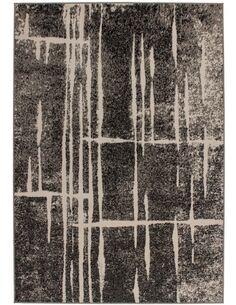 Tapis tissé ROHULLAH 3010 Gris Ivoire - par Arte Espina