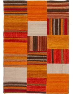 Tapis RADICAL 210 TERRA Multicolore - par Arte Espina