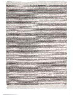 Tapis fait à la main NATURA 110 Naturel Gris - par Arte Espina