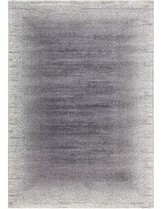 Tapis tissé MALOUINES STANLEY Argent - par Arte Espina