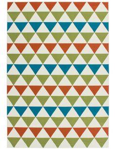 Tapis tissé 800 Multicolore - par Arte Espina
