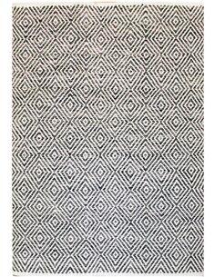 Tapis fait à la main 310 Gris APPETIZER - par Arte Espina