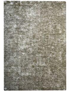 Tapis fait à la main ETNA 110 Argent - par Arte Espina