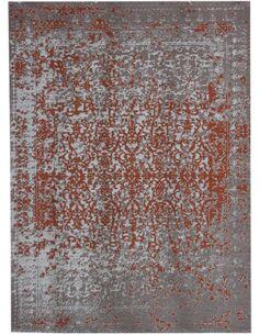 Tapis extérieur fait à la main ENSOLEILLÉ 310 Beige RUST - par Arte Espina