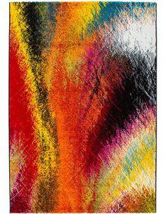Tapis tissé THAÏLANDE BANGKOK ARC ENCIEL - par Arte Espina