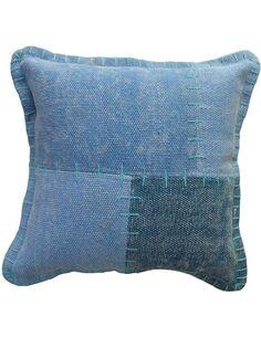 Coussin LYRICAL 110 Multicolore Bleu - par Arte Espina