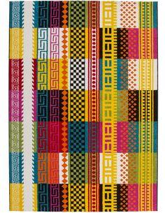Tapis 285 Multicolore GUAYAMA - par Arte Espina