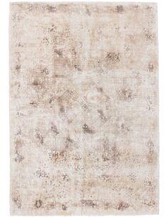 Tapis fait à la main NAMIBIE OTAVI Beige - par Arte Espina