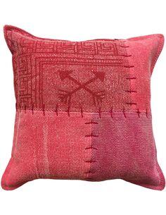Coussin LYRICAL 210 Multicolore Rouge - par Arte Espina