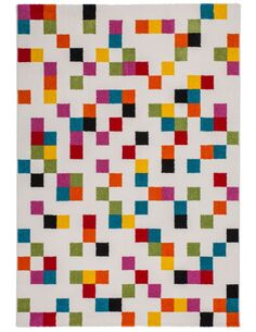Tapis tissé GUAYAMA 243 Multicolore - par Arte Espina