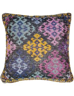 Coussin Solitaire Pillow 110 Multicolore Kayoom Coussins Arte Espina