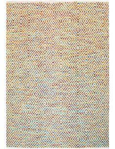 Tapis fait à la main 310 Multicolore APPETIZER - par Arte Espina