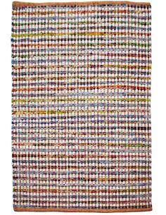 Tapis fait à la main SIENNA 310 Multicolore - par Arte Espina