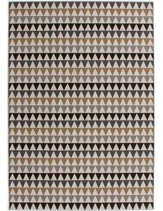 Tapis tissé 500 Multicolore SABLE - par Arte Espina