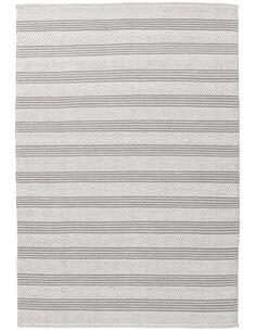 Tapis fait à la main JODHPUR 610 Gris - par Arte Espina