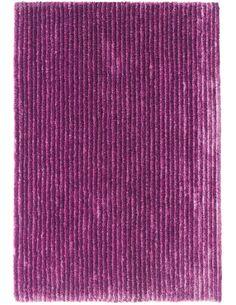 Tapis tissé À LA MAIN FELICIA 100 Violet - par Arte Espina
