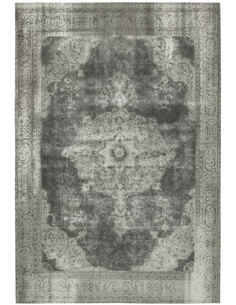 Tapis tufté à la main VINTAGE 8402 Taupe - par Arte Espina