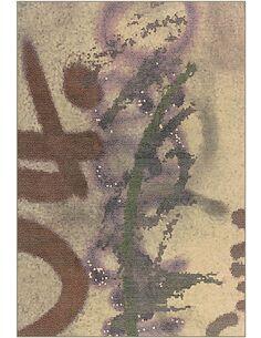 Tapis tissé ATELIER 4479 Crème Natural - par Arte Espina
