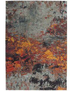 Tapis tissé BLAZE 400 Multicolore - par Arte Espina