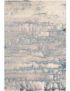 Tapis tissé JUMP 4605 Crème BLAU - par Arte Espina