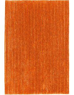 Tapis tissé FELICIA 100 Orange - par Arte Espina