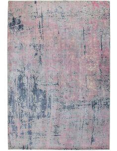 Tapis tissé OCEAN 400 ROSA BLAU - par Arte Espina