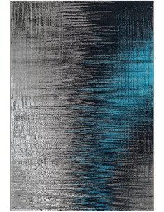 Tapis tissé MOVE 4453 GRAU BLAU - par Arte Espina